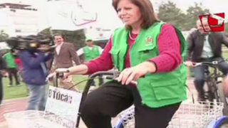 Lourdes Flores: figura del PPC apoya a candidatos por San Isidro y San Borja