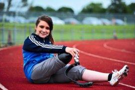 Joven británica pide que le amputen la pierna para correr en los Juegos Paralímpicos