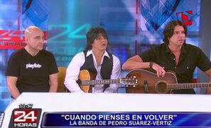 Banda oficial de Pedro Suárez-Vértiz cuenta detalles de esperado homenaje