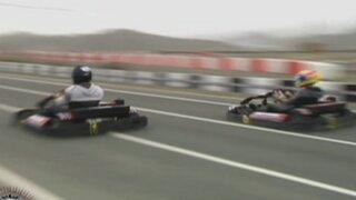 Team Enemigos vs.Team Mazda: espectacular reto en pistas de La Chutana