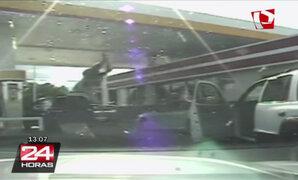 Policía estadounidense acusado de abuso tras atacar a chofer a balazos
