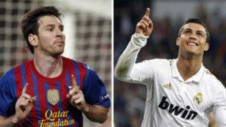 Bloque Deportivo: tientan en Inglaterra a Lionel Messi y CR7