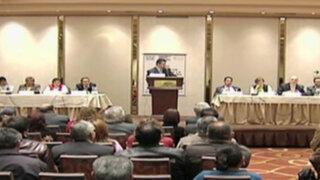 Recicladores se reunieron con candidatos a la alcaldía de Lima