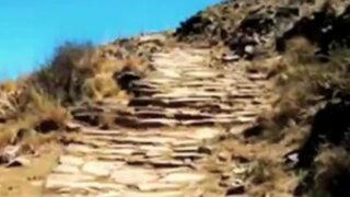 Seis países andinos se unen para rehabilitar camino inca