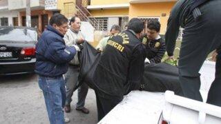Hallan cadáver de hombre cerca a hospital en Chiclayo