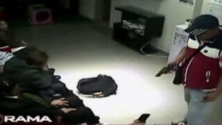Amenaza en la clínica: la delincuencia no perdona en Lima