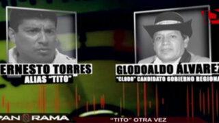 Vivo otra vez: 'chuponeo' electoral en Huancavelica