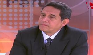 """Mesías Guevara: """"No pensamos cuestionar las resoluciones de los jueces"""""""