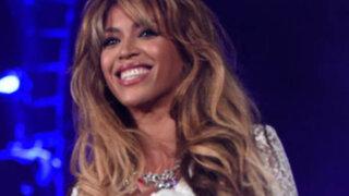 VIDEO: Beyoncé mostró senos durante multitudinario concierto en Nueva York
