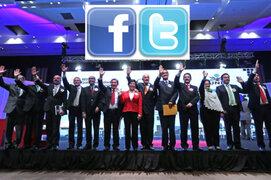 Tendencias en Línea: ¿Qué candidato ganó debate municipal en redes sociales?