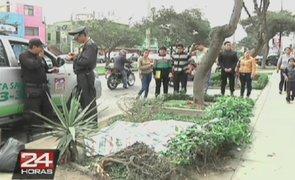 Una pareja de ancianos fue arrollada por un taxista ebrio en San Miguel