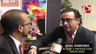 Adal Ramones en Lima: presentará show 'Monólogo 2014'