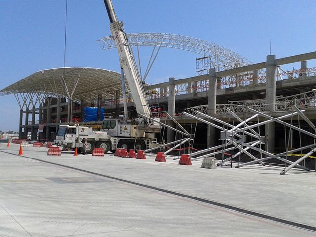 Aeropuerto de Pisco estará listo para operar en el 2015
