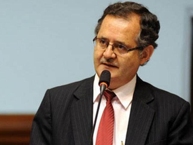 JNE rechazó candidatura de congresista Falconí a la presidencia de la región Arequipa