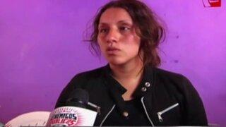 VMT: familia de hombre baleado durante concierto de Corazón Serrano exige justicia