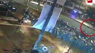 Los Olivos: primo de candidato fue atropellado por presuntos adversarios
