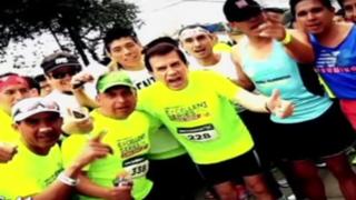 Panemericana Running estuvo presente en la carrera NB 15k