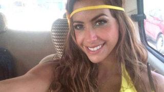 Modelo Milett Figueroa responde fuerte a sus  críticos a través de las redes sociales