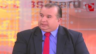 """Eugenio D'Medina: """"Habría un mapa político antimodelo económico tras las elecciones"""""""