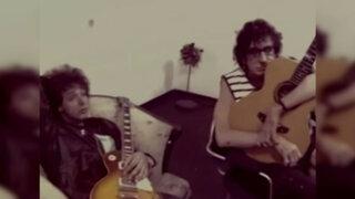 VIDEO: cuando Gustavo Cerati, Fito Páez y Charly García fueron detenidos en Ecuador