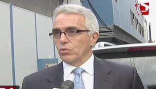 García Sayán explica renuncia a su candidatura en la OEA