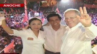 PPK en cierre de campaña de candidato a presidencia regional de Loreto