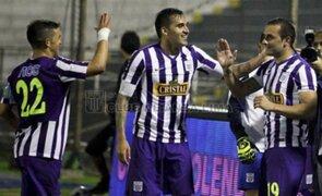 Torneo Clausura: Alianza Lima venció a San Simón y se puso a un punto del líder