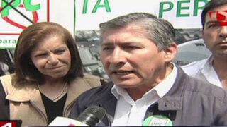 Jaime Zea: candidato del PPC cerró campaña acompañado de Lourdes Flores