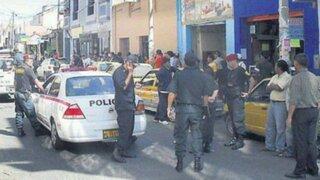 Cusco: rescatan a hijo de alcalde distrital que fue secuestrado hace varios días