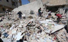 Al menos 35 yihadistas murieron tras bombardeos de la coalición en Siria