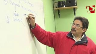 Elecciones 2014: Enrique Cornejo y su pasión por la docencia