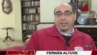 Fernán Atuve: conoce los detalles inéditos de su vida personal