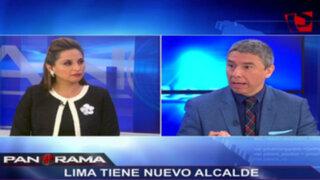 Lima tiene nuevo alcalde: el análisis electoral en Panorama