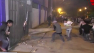 Huarochirí: se registraron violentas protestas por votos 'golondrinos'