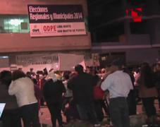 SMP: simpatizantes de virtual alcalde denuncian supuesto fraude electoral