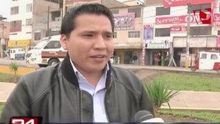 Alcalde reelecto de Villa El Salvador fue el mas 'votado' en Lima
