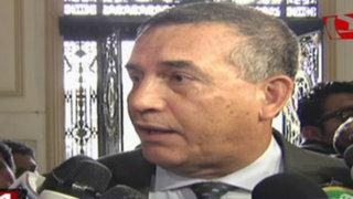 Elecciones 2014: ministro del Interior afirma que vándalos están identificados