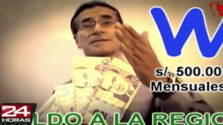 Áncash: cuestionado candidato Waldo Ríos podría quedar fuera de segunda vuelta