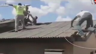 VIDEO: estos son los ladrones más torpes del mundo
