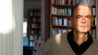 Novelista francés Patrick Modiano obtuvo el Premio Nobel de Literatura 2014