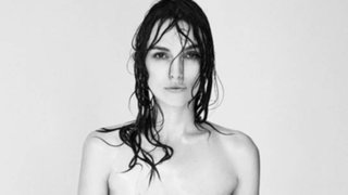 FOTOS: modelo Keira Knightley reivindica los senos pequeños con polémico topless