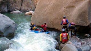 Cusco: hallan muerta a turista israelí desaparecida en el río Apurímac