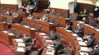 Congreso se pronunció sobre pedido de Humala para reforma electoral