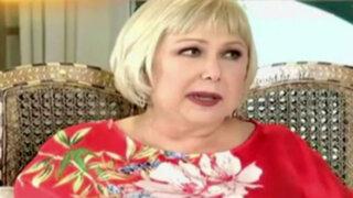 Cristina Saralegui reaparece y revela que fue alcohólica