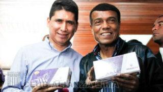 FOTOS: Alianza Lima presentó su turrón junto con Teófilo Cubillas