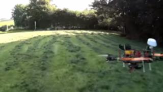 VIDEO: Sorprendente carrera de 'drones' es sensación en la web