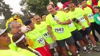 Panamericana Running: así se prepararon los competidores para la gran final