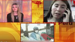 Descartan un posible primer caso de ébola en Chile