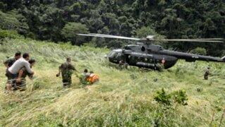 San Martín: capturan a supuesto integrante de Sendero Luminoso cercano a 'Artemio'