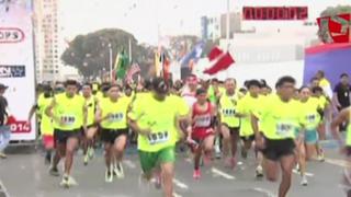 Se realizó la gran final de la maratón de Panamericana Running